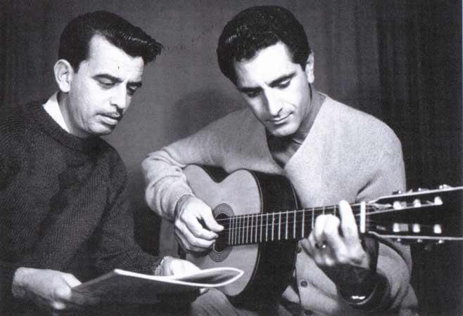 JEQUIBAU - MÁRIO ALBANESE E CYRO PEREIRA