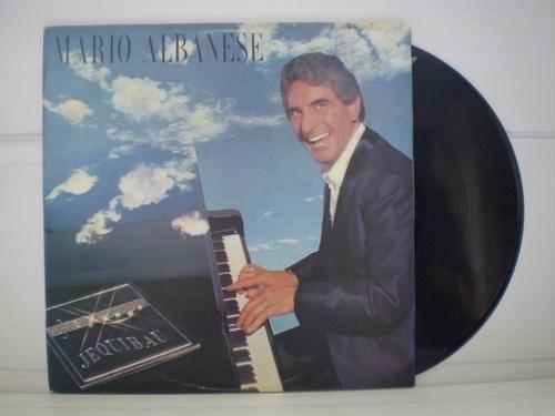 MÁRIO ALBANESE AO PIANO