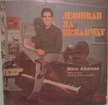 MÁRIO ALBANESE (CAPA DO LP)