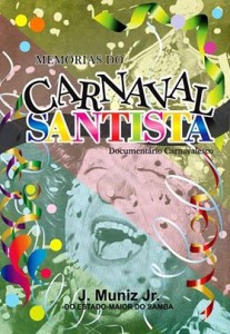 Livro mem carnaval