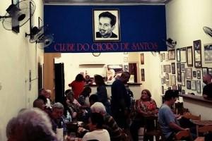 CLUBE DO CHORO DE SANTOS SEDE
